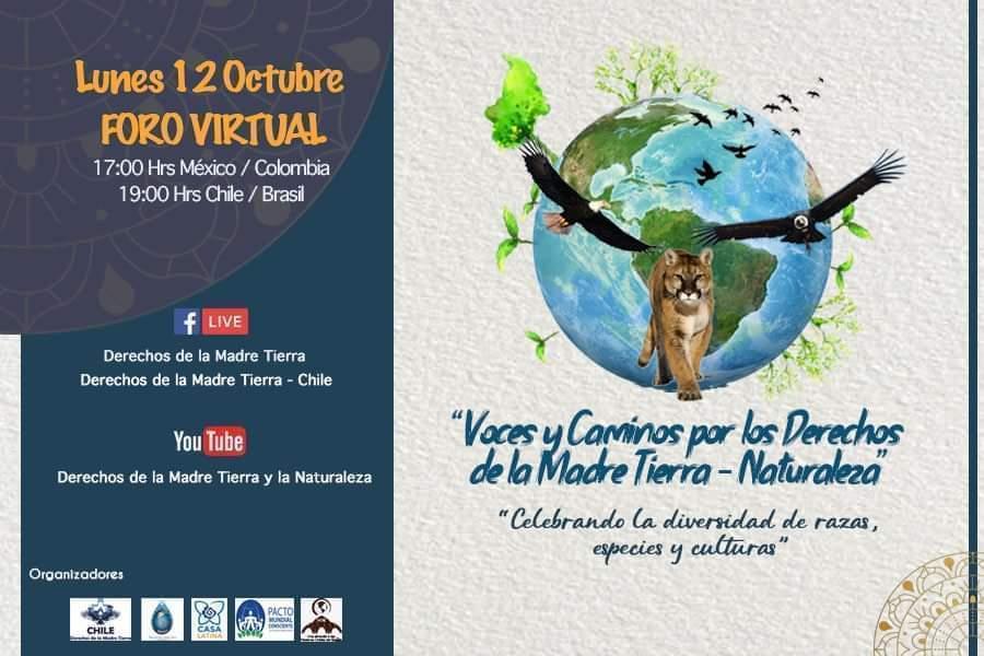 Voces y Caminos por los Derechos de la Madre Tierra - Naturaleza